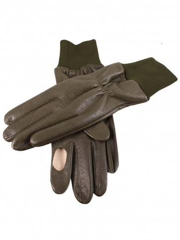 Dents Regal Leather & Fleece Shooting Gloves