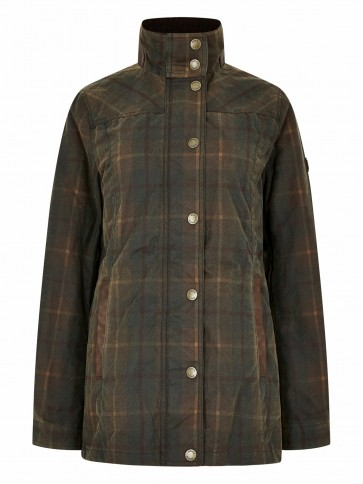 Dubarry Annestown Jacket Hunter Brown
