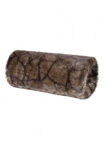 Dubarry Swords Faux Fur Muff Elk