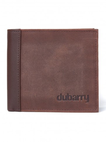 Dubarry Rosmuc Men's Leather Wallet Old Rum