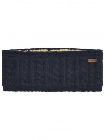 Dubarry Fossa Knitted Headband Navy