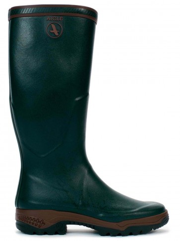 Aigle Parcours 2 Nylon Lined Green