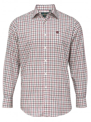 Alan Paine Ilkley Men's Shirt Red