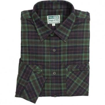 Hoggs of Fife Luxury Hunting Shirt Arran