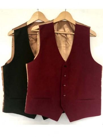 Bonart Kielder Moleskin Waistcoat