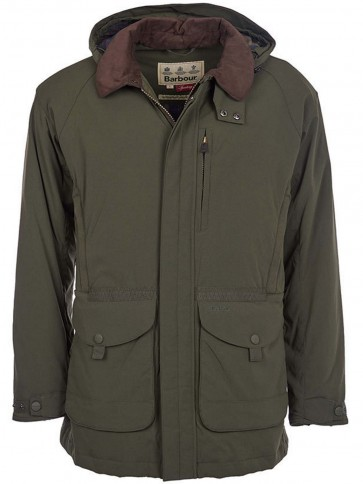 Barbour Bransdale Jacket Forest