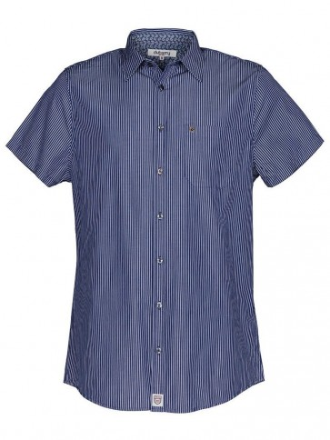 Dubarry Castlecoote Short Sleeve Shirt Navy