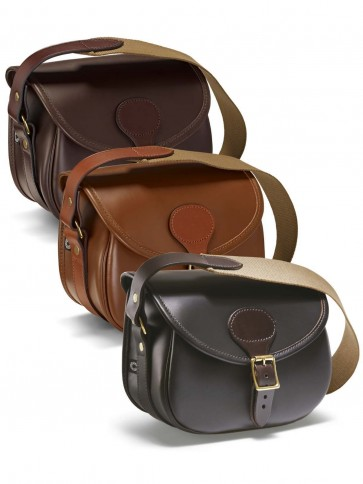 Croots Byland Leather Cartridge Bag (75 Capacity)