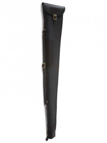 Croots Byland Leather Shotgun Slip with Flap and Zip