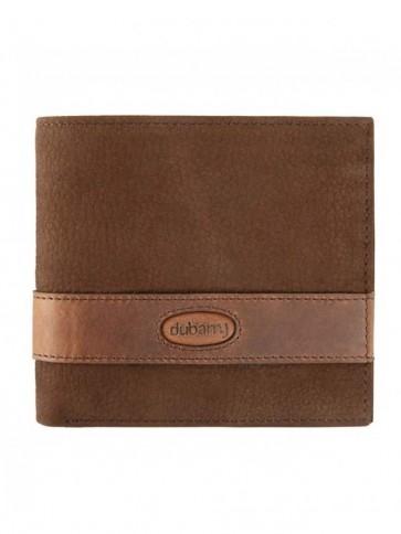 Dubarry Grafton Leather Wallet Walnut