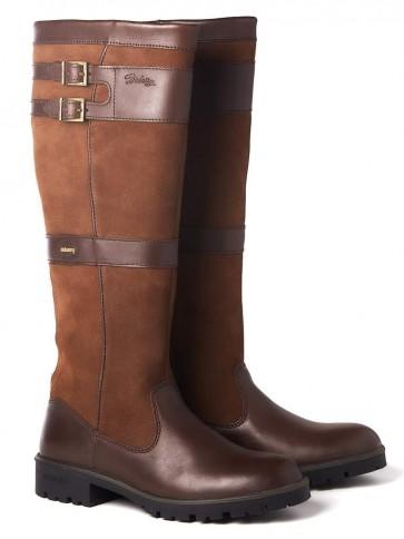Dubarry Longford Boot Walnut