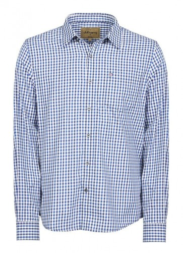 Dubarry Allenwood Shirt Navy Multi