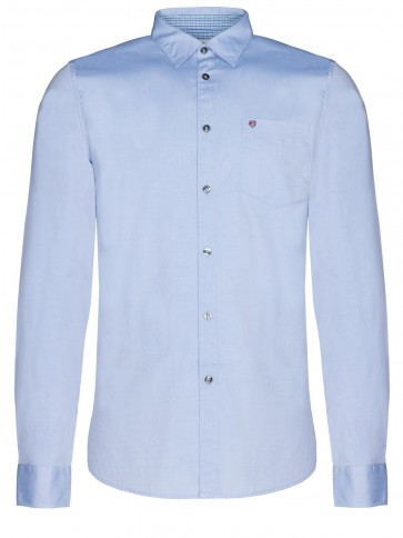 Dubarry Rathgar Oxford Shirt Blue