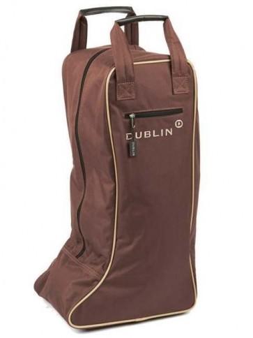 Dublin Imperial Boot Bag Chocolate