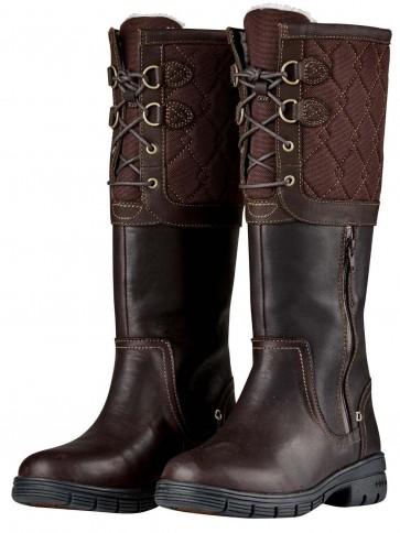 Dublin Teddington Boots Chocolate
