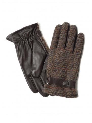 Failsworth Men's Harris Tweed Gloves