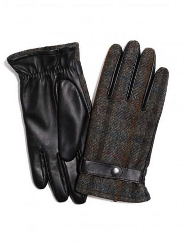 Failsworth Men's Harris Tweed Gloves 5090