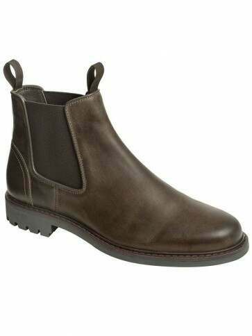 Hoggs of Fife Banff Dealer Boot Waxy Brown