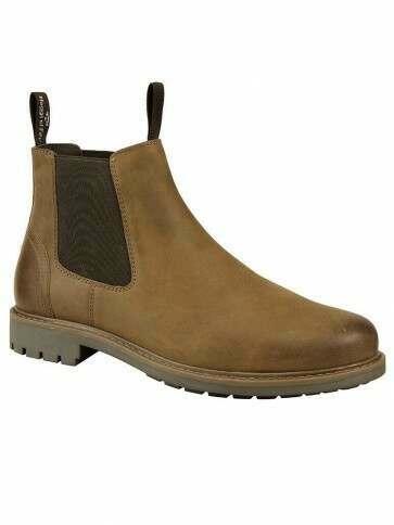 Hoggs of Fife Banff Dealer Boot Walnut