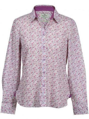 Hoggs of Fife Bella Ladies Floral Shirt