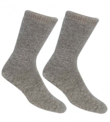 Short Welly Sock (Twin Pack) Light Brown
