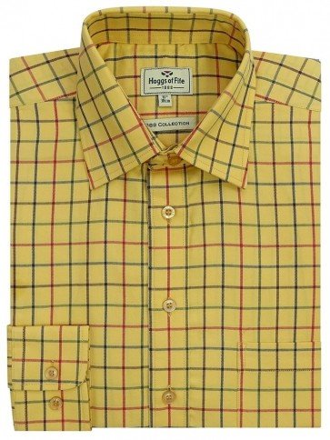 Hoggs of Fife Premier Tattersall Shirt Governor