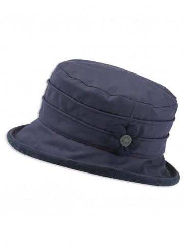 Jack Murphy Straffan Waterproof Hat Navy