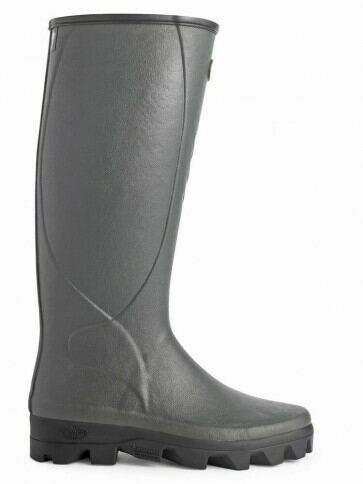 Le Chameau Ceres Jersey Agri Boot Vert Bronze