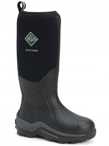 Muck Boots Men's Arctic Sport Black