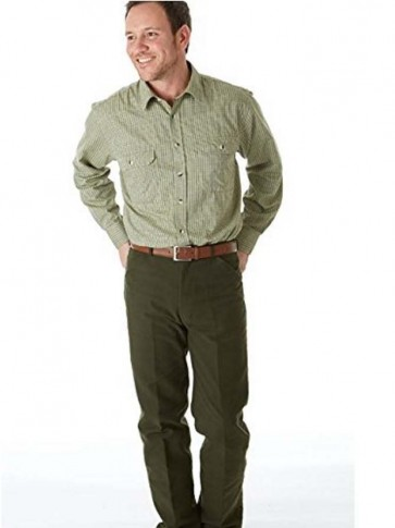 Sherwood Forest Newstead Men's Jeans Olive
