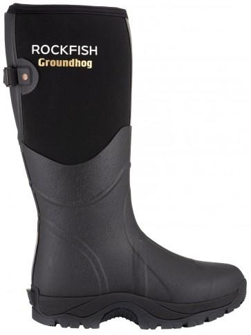 Rockfish Men's Groundhog Black