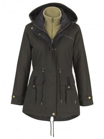 Jack Murphy Danny Waterproof Jacket Olive