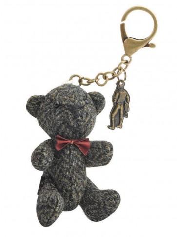 Jack Murphy Billy Bear Tweed Keyring