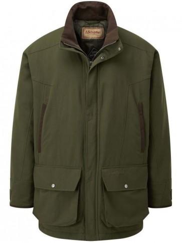 Schoffel Ptarmigan Classic Coat Hunter Green