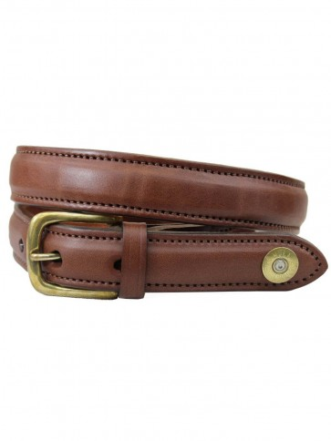 Hicks and Hides Stow Field Belt (Tip) Mid Brown