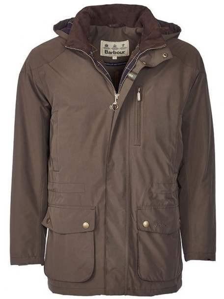 Barbour Sapper Jacket >> Barbour Mens Linton Waterproof Jacket Olive