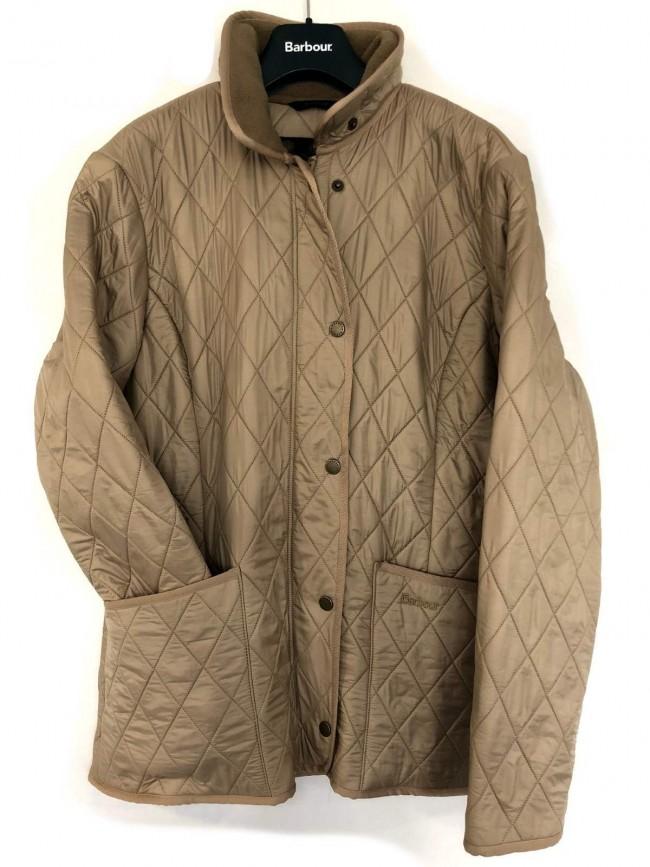 barbour fleece lined jacket