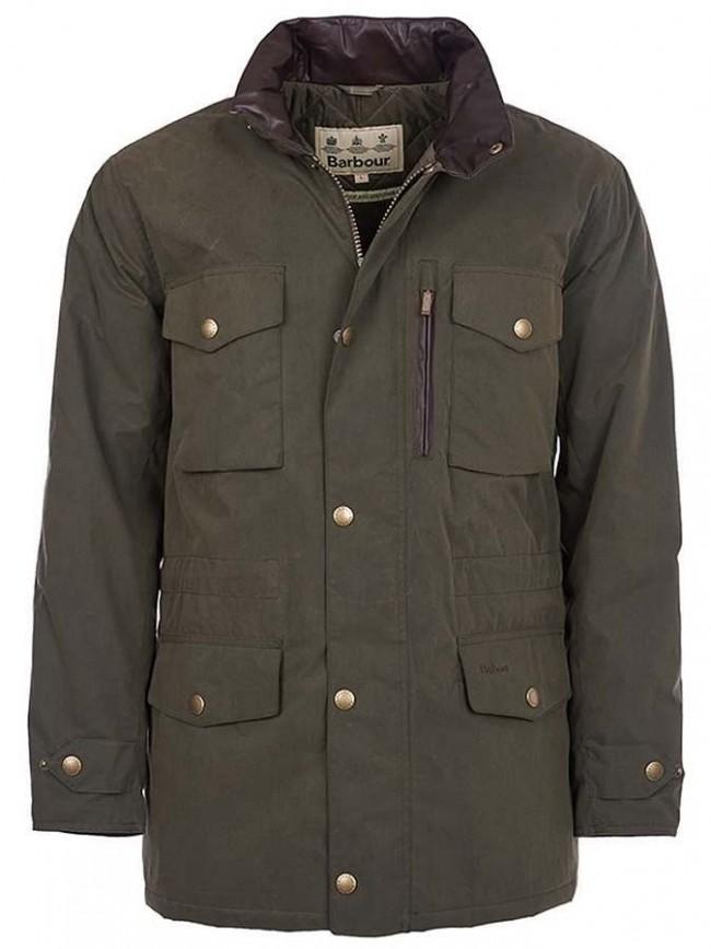 Barbour Sapper Jacket >> Barbour Sapper Lightweight Waterproof Jacket Olive