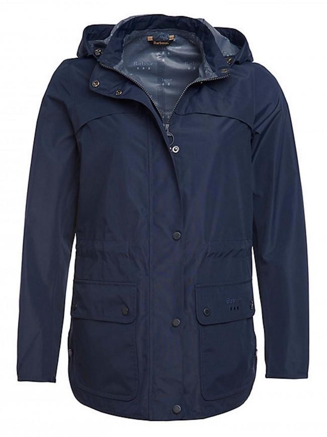 Barbour Barometer Waterproof Jacket Navy