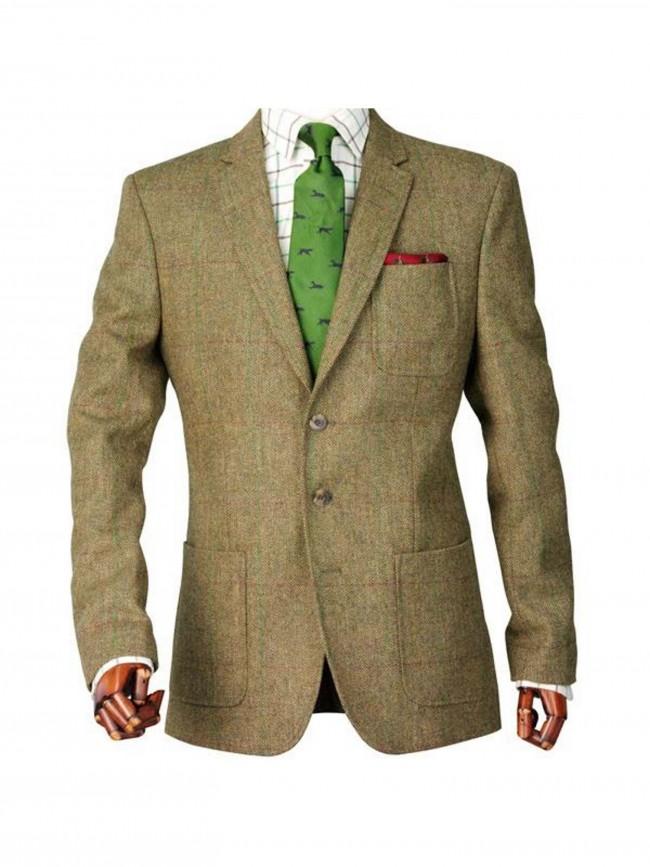 Laksen Dorset Donegal Men S Sports Jacket