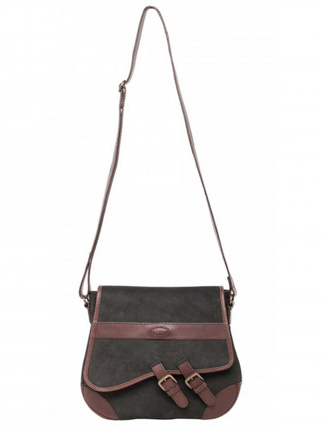 Dubarry Boyne Cross Body Bag Black Brown · Zoom 23a701a09