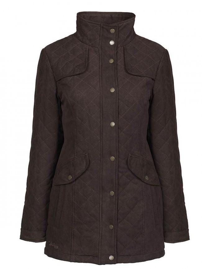 Dubarry Kanturk Ladies Jacket Chestnut