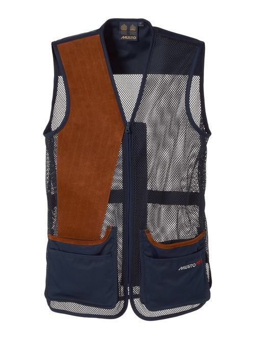 Musto Competition Skeet Vest Navy