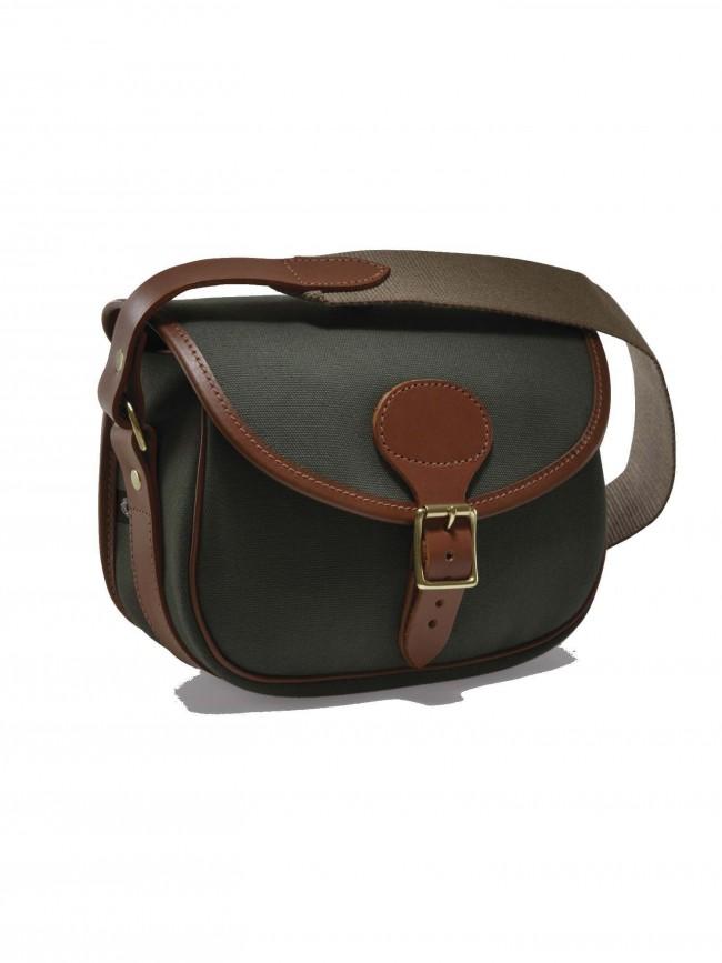 Croots Rosedale Cartridge Bag - 100 Capacity Loden Green