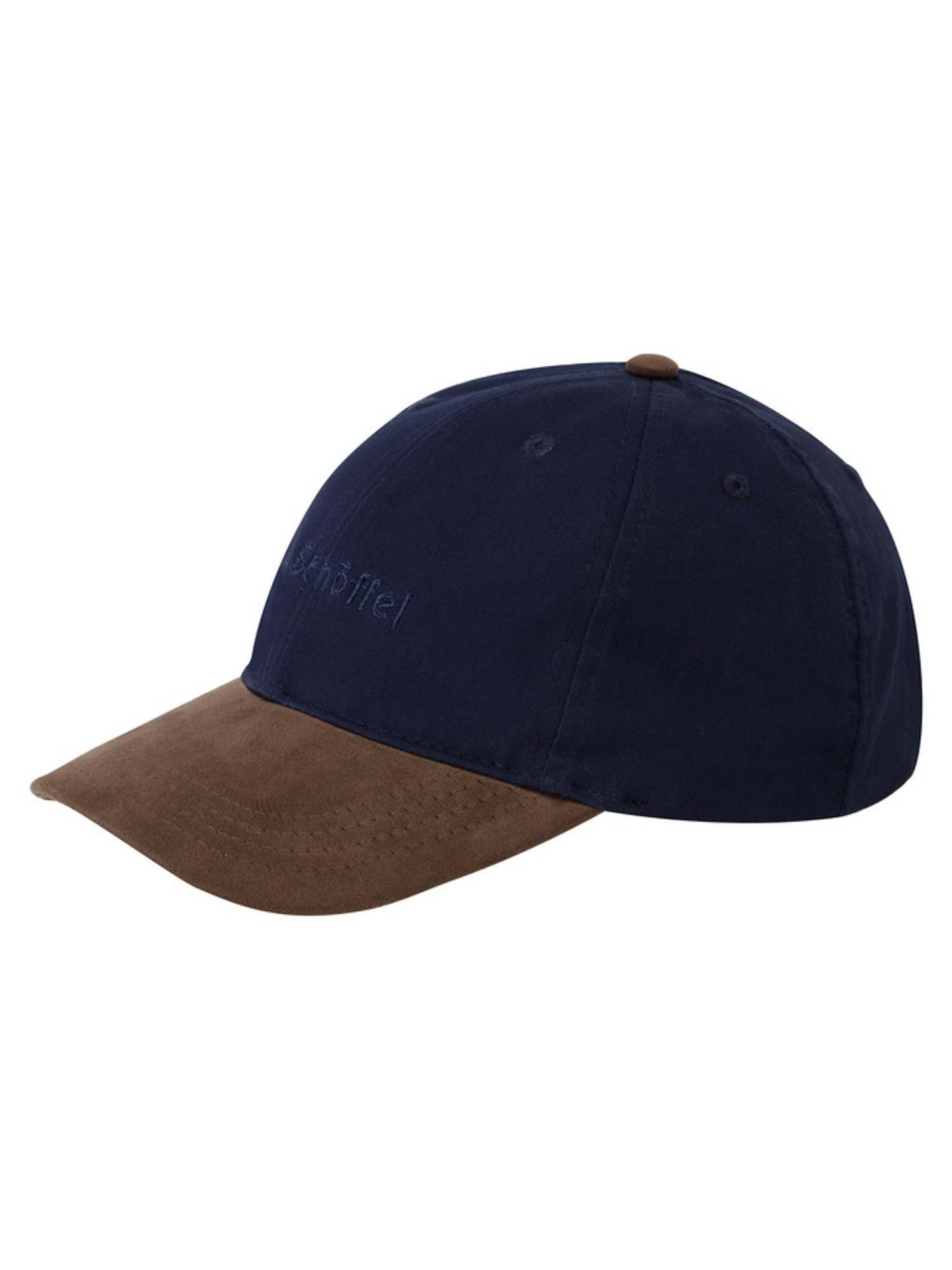 Schoffel Cowes Cap Navy 93ef9a050315
