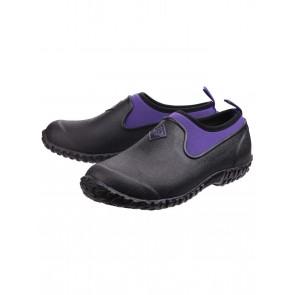 Muck Boots Women's Muckster II Low Black/Purple