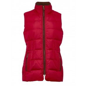 Dubarry Spiddal Women's Down Filled Gilet Cardinal