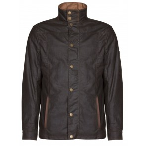Dubarry Carrickfergus Waxed Cotton Jacket Olive