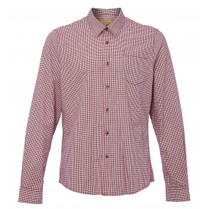 Dubarry Celbridge Brushed Cotton Shirt Cardinal