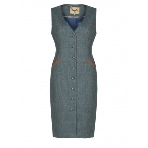 Dubarry Larkhill Tailored Tweed Dress Mist